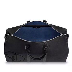 Louis Vuitton Bags - Louis Vuitton LV Initials Epi Leather Keepall 45 d217c0dbcc4c7